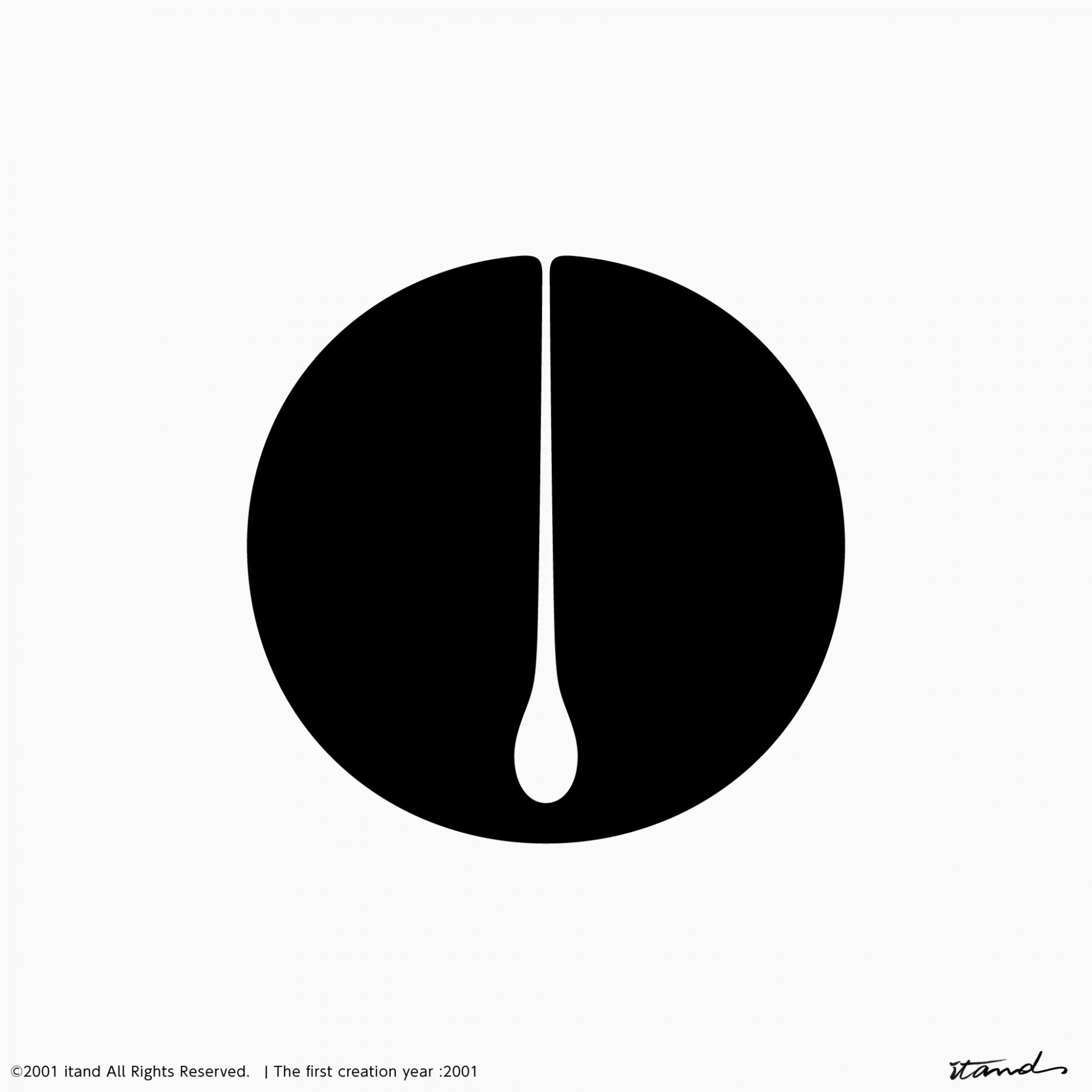 シンボルアート & デザイン 【雫 | a Drip】